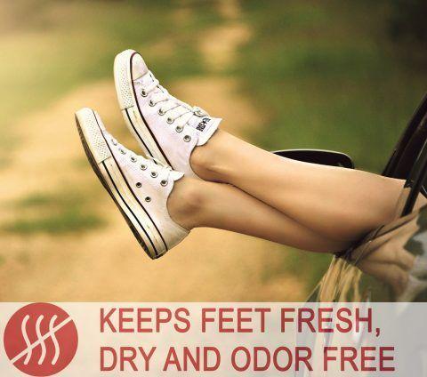 Bamboo Charcoal Shoe Deodorizer