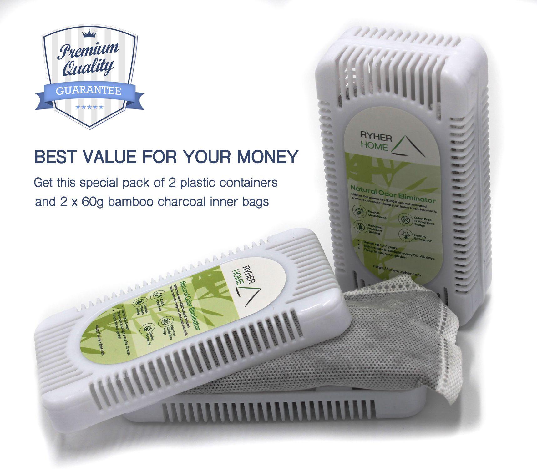Ryher Charcoal Refrigerator Box